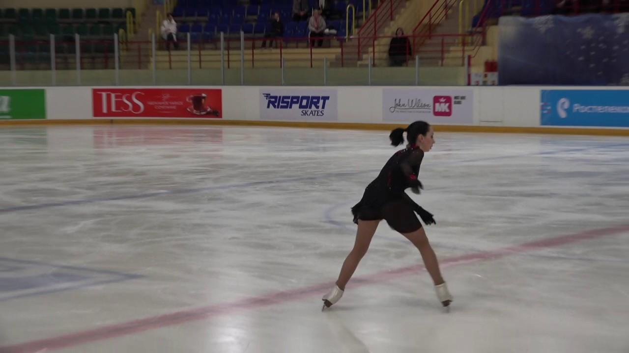 Финал Кубка России: Елизавета Туктамышева