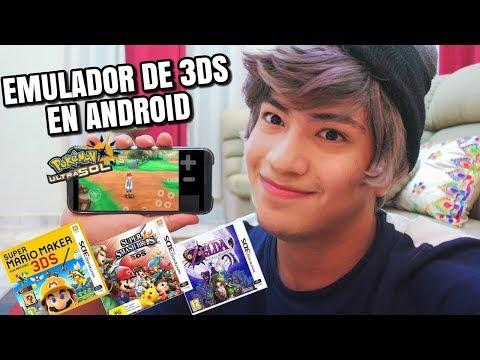 Llevando al LIMITE EmuIad0r de 3DS en ANDROID