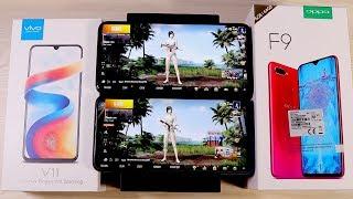 Download Video Vivo V11 Vs OPPO F9 Speed and PUBG Test MP3 3GP MP4
