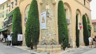 Mougins France  city photos : Mougins, French Riviera, France [HD] (videoturysta)