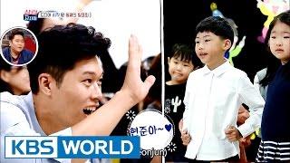 Video Kim Iljoon goes to his child's school presentation day [Mr. House Husband / 2016.11.22] MP3, 3GP, MP4, WEBM, AVI, FLV Juni 2018