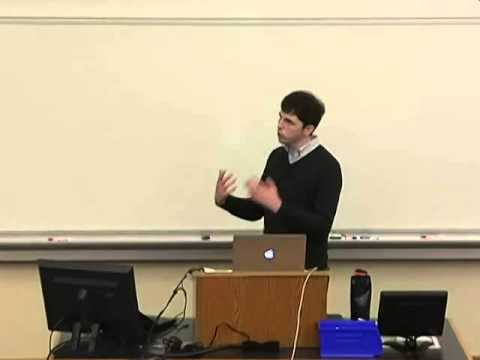 Lowenthal - Email Encryption: Pretty Good Privacy Even when Someone's Listening This event was hosted by the Stanford Center for Internet and Society https://cyberlaw.st...