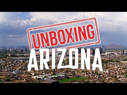 UNBOXING ARIZONA: What It's Like Living in ARIZONA