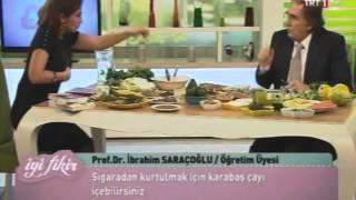 PROF. DR.İBRAHİM SARAÇOĞLU'NDAN SİGARA BIRAKTIRAN KÜR