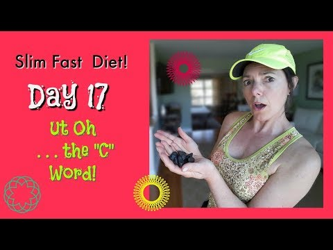 Slim Fast Diet, Day 17