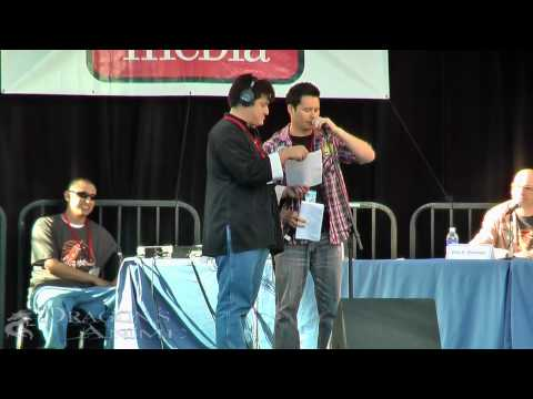 Anime Expo 2010 - The Anime Expo 2010 Idol competition as recorded by Dragon's Anime. Singing finalists this year include: Vicki Lo Mario Bueno Evelyn Aranibar Bennie Bramlett...