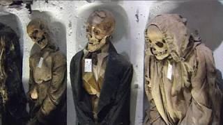 Archäologie: Die Klostermumien von Sizilien. Kompletter Beitrag - SPIEGEL TV Magazin