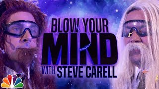 Video Blow Your Mind with Steve Carell MP3, 3GP, MP4, WEBM, AVI, FLV Oktober 2018