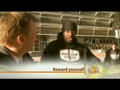 Jay Johnson's Boot Camp Fitness – WFAA Appearance – 7 Easy Fitness Tips
