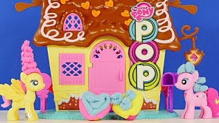 Play Doh My Little Pony Pinkie Pie Sweet Shoppe Mix n Match PinkieShy FlutterPie MLP Playdough