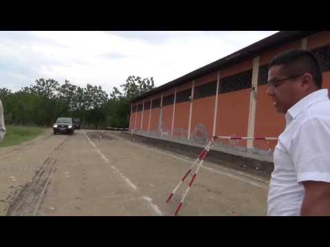 Inspección de circuito de Manejo - SDRTC Bagua (Video)