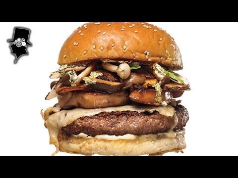 Top 10 Most Expensive Burger