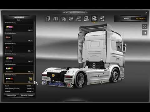 Scania Turkish Edition 1.8.2.5