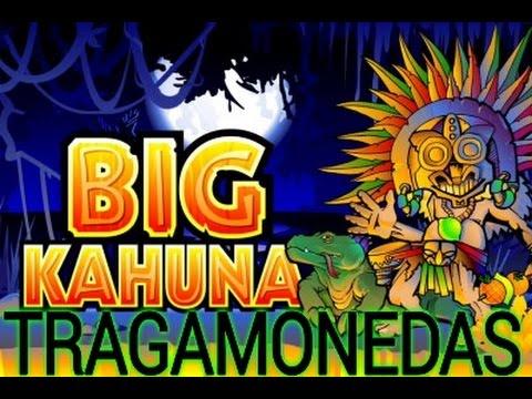 BIG KAHUNA Tragamonedas de 3d gratis / maquina de juego / online free slot
