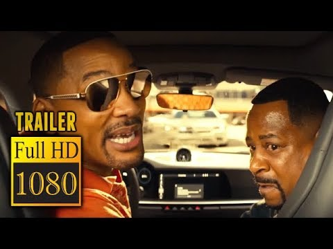 🎥 BAD BOYS FOR LIFE (2020) | Movie Trailer | Full HD | 1080p