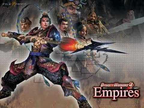 Dynasty Warriors 4 OST- Friend or Foe