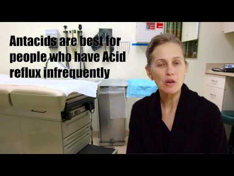 Tums and other Antacids - Best for your Acid Reflux/GERD or not? Part 1