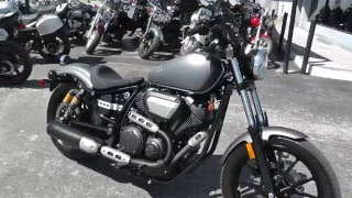 10. 006204 - 2014 Yamaha Star Bolt R-Spec XVS95CGYC - Used Motorcycle For Sale