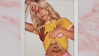 Zara Larsson - Ain't My Fault [Audio] Video