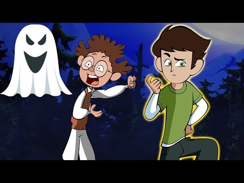 Kid Krrish English Episodes | Scary Haunted Halloween Night Best Spooky Cartoon | Cartoon For Kids