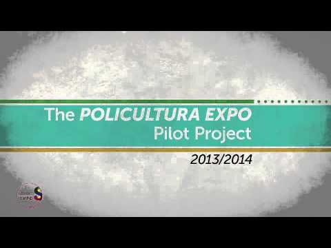 School Project -- PoliCultura Expo Milano 2015 Contest