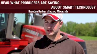 1. Case IH Smart Technology: Delivering Improved Fuel Efficiency