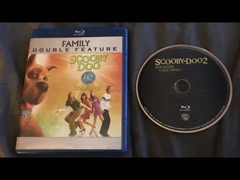 Opening to Scooby-Doo 2: Monsters Unleashed 2010 Blu-Ray