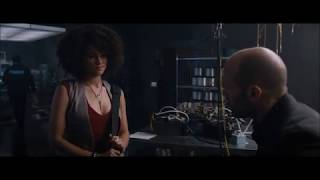 Nonton The Fate Of The Furious Extended Shaw And Ramsey Scene Film Subtitle Indonesia Streaming Movie Download
