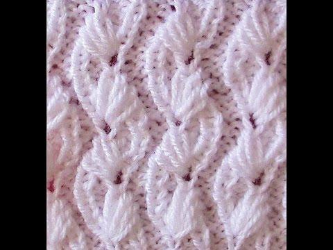 motivo almond flower a maglia