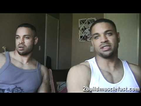 BODYBUILDING DIET: WHAT WE EAT TO BUILD MUSCLE AND STAY LEAN @hodgetwins