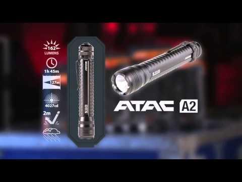 """Фонарь тактический 5.11 """"ATAC Flashlights"""""""