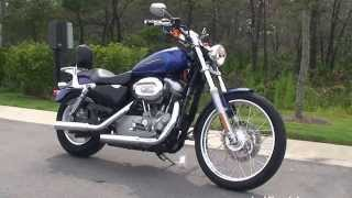 4. Used 2009 Harley Davidson 883 Custom Motorcycles for sale - Pensacola, FL