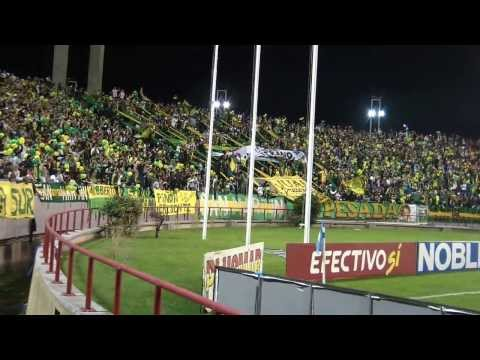 Aldosivi - Independiente 21-02-2014 (02) - La Pesada del Puerto - Aldosivi - Argentina - América del Sur