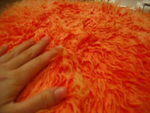 How to dye (fake) fur