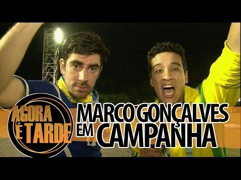 bósnia - Todos contra a Argentina! - Marco Gonçalves mais uma vez vai a campo em campanha! Desta vez encontrou a seleção da Bósnia e Marcelo Adnet.
