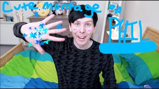 Cute Montage of Phil Lester (AmazingPhil) - YouTube