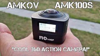 Video Amkov AMK100S - 1440P - 360 Action Camera - LG 360 Alternative? MP3, 3GP, MP4, WEBM, AVI, FLV Juli 2018