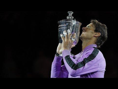 US Open: «Βασιλιάς» ο Ισπανός Ράφα Ναδάλ