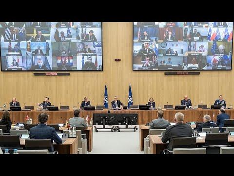 COVID-19: Τηλεδιάσκεψη υπουργών Άμυνας του ΝΑΤΟ