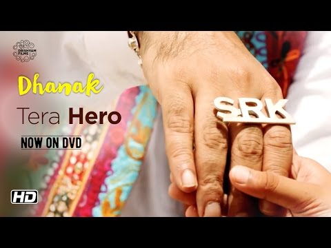Video DHANAK Dialogue Promo: Tera Hero, Shah Rukh Khan! | Now on DVD download in MP3, 3GP, MP4, WEBM, AVI, FLV January 2017