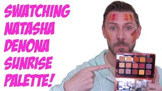 HIT OR MISS? NATASHA DENONA SUNSET PALETTE by Wayne Goss