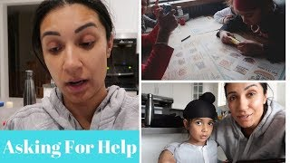 We All Need Help Sometimes   Family Vlog   MOM BOSS OF 3