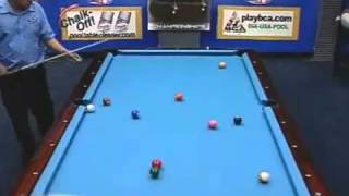 2005 U S  Open 9 Ball   Efren Reyes Vs  Earl Strickland   YouTube