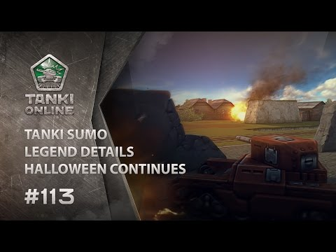Tanki Online V-LOG: Episode 113