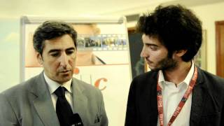Intervista a Michelangelo Messina - Ischia Film Festival 2011