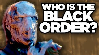 Video Infinity War - Thanos BLACK ORDER Explained! MP3, 3GP, MP4, WEBM, AVI, FLV Mei 2019