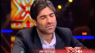 تواصل وائل الكفوري مع الجمهور - الحلقة الأولى - The XTRA Factor 2013