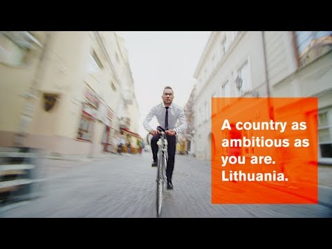 lithuania - Lithuania. A country as ambitious as you are. With its forward thinking people, technology and infrastructure Lithuania possesses high energy and drive. It i...