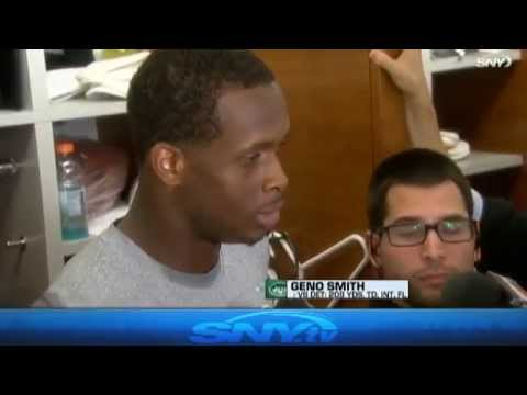 Video: Jets Report: Standing by Smith
