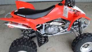4. 2013 TRX400X ATV SALE / Honda of Chattanooga TN - Yoshimura TRX400X / EX Exhaust
